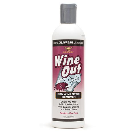 Wine Stain Removal wine stain removers review cook s illustrated