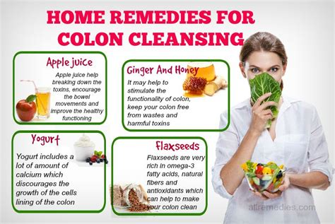 top 45 home remedies for colon cleansing detox