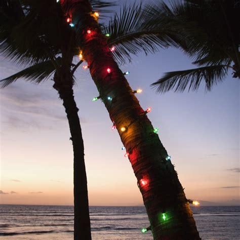 twas  night  christmas   beach