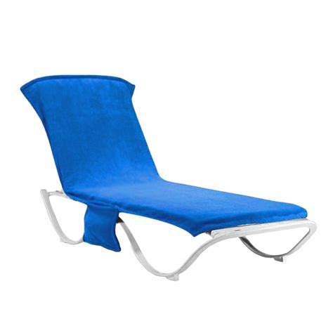 Lounge Chair Covers With Pockets by Lounge Chair Cover Towel For Garden Lounge