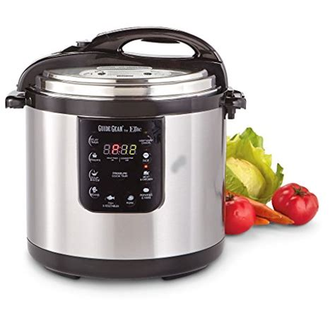 power pressure cooker xl top best 5 power pressure cooker xl 10 quart for sale 2016