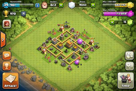 best layout in coc th5 th4 coc base layout quotes