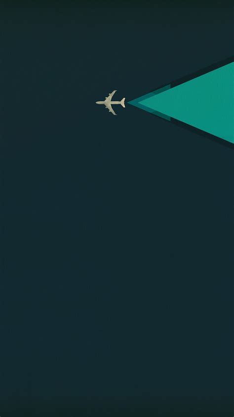 minimal backgrounds plane tap to see more minimalist iphone wallpapers