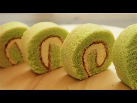 youtube membuat sponge cake resep cara membuat bolu pandan lezat pandan sponge cake