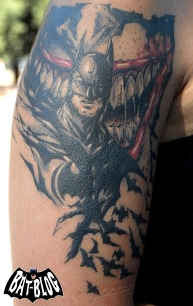 tattoo batman joker 1000 images about tattoos on pinterest