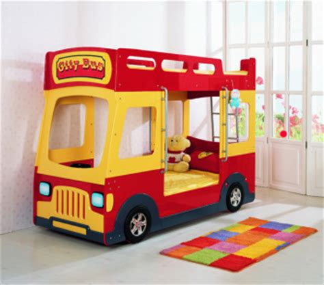bus bed bus bunk bed kidniture dream bed for kids