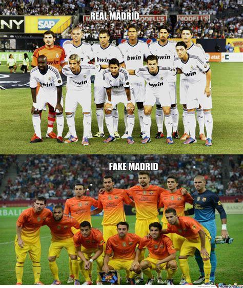 Real Madrid Memes - real madrid by ronald foks meme center
