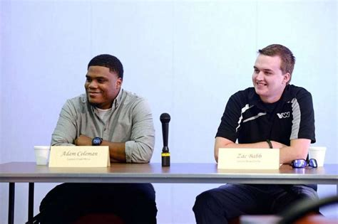 cypress creek student section student journalists seek guidance from local sports media