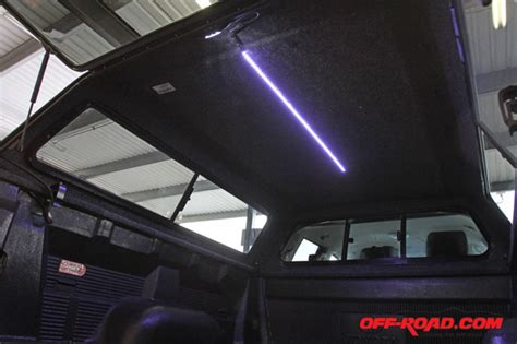 Interior Led Lights For Trucks by Review A R E Overland Series Cer Shell Road