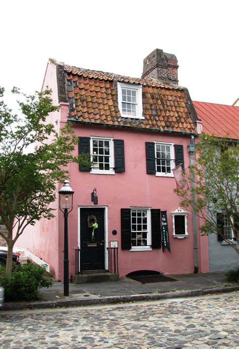 Pink House by The Sassy Countess Historic Estates And Grand Lifestyles