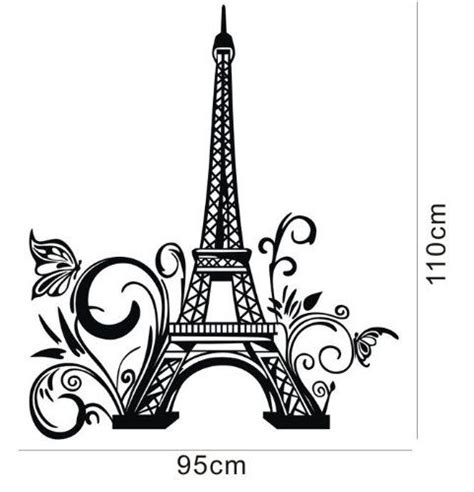 Barang Unik Sticker Unik Wall Sticker Eiffel 17 best images about quilling letters on typography alphabet and paper