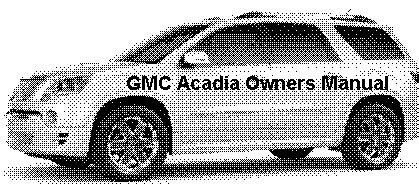2014 gmc acadia owners car manual with for sale carmanuals com gmc acadia owners manual guide handbook manual