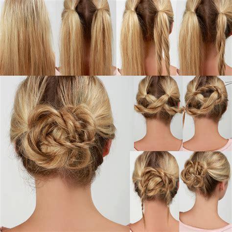 blogger hair tutorial lulus how to bun with a twist hair tutorial lulus com
