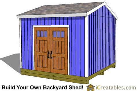 12x12 Shed Home Depot by 12x12 Shed Plans Gable Shed Storage Shed Plans