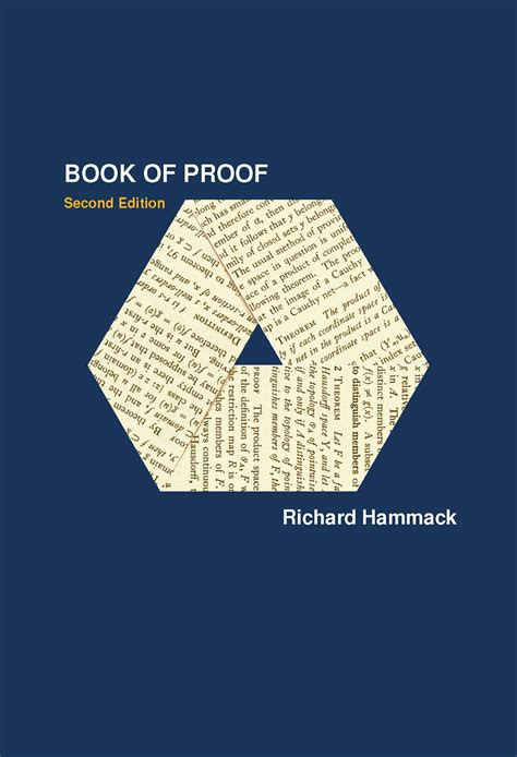 evidence of books book of proof