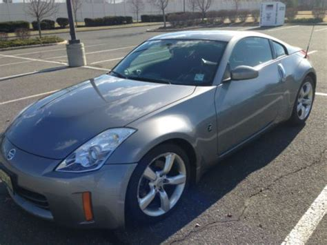 Sell Used Nissan 350z 2008 Coupe 2 Door Manual In