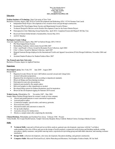 Resume Sle Updated dietitian resume sle 28 images clinical dietitian