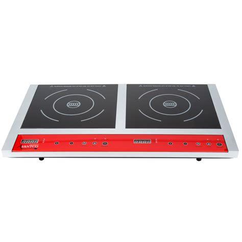 Countertop Induction Cooker - avantco ic18db countertop induction range cooker