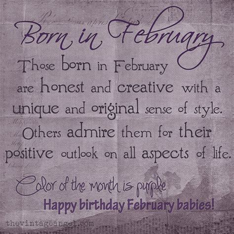 Birthday Quotes For Born Best 25 Born In February Ideas On Pinterest November