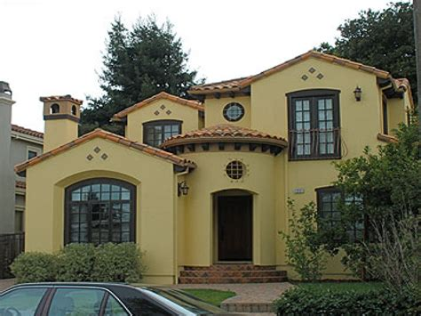 spanish style home design spanish style homes in
