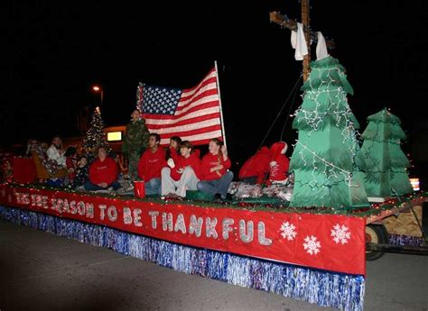 lighted christmas parade ideas lighted parade float ideas youth float wins award for best theme in ogden