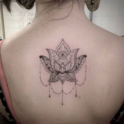 simple tattoo on back back tattoos for girls designs ideas and meaning