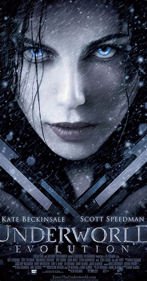 underworld film heroine name underworld evolution 2006 imdb