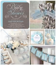 baby shower for boy on