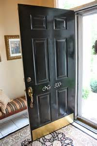 Front Door Plate And Easy Front Door Makeover The Family Ceo