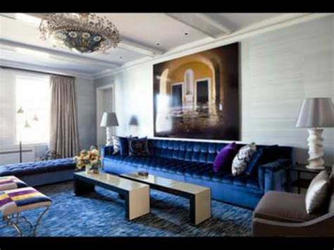 royal blue living room royal blue living room with sofa ideas youtube