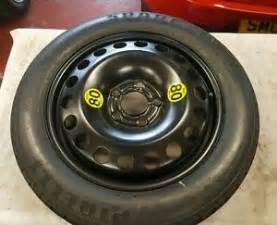 Vauxhall Meriva Spare Wheel Vauxhall Space Saver Spare Wheel Vectra C Signum Corsa D