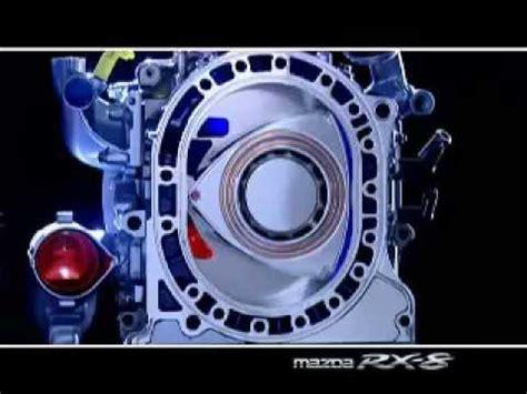 mazda motoru mazda motor rotativo youtube