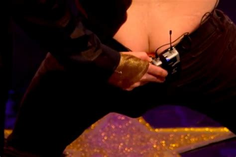 celebrity juice new series 18 watch the moment shayne ward s bum is exposed during