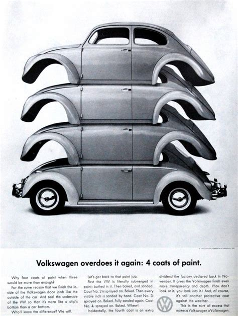 volkswagen think small vw beetle think small vw ads pinterest volkswagen