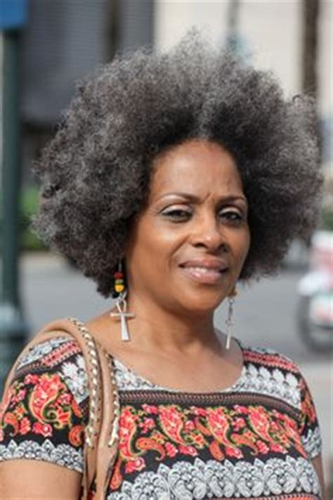 grey afro styles 1000 images about textured grays on pinterest gray hair
