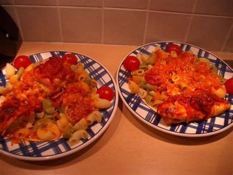 cuisine canalblog filets de poulet farcis aux tomates s 233 ch 233 es et mozzarella