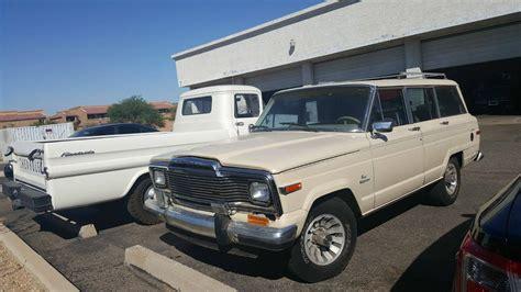 jeep grand wagoneer 1984 jeep wagoneer grand wagoneer na prodej