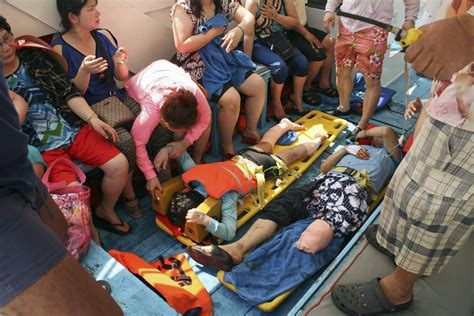 speedboot unfall thailand myanmar at least 20 wedding guests killed after boat