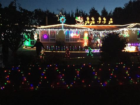 christmas house lights list 2014 what s on invers