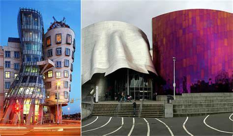 frank gehry frank gehry s buildings around the world a journey through the world of corrugated steel