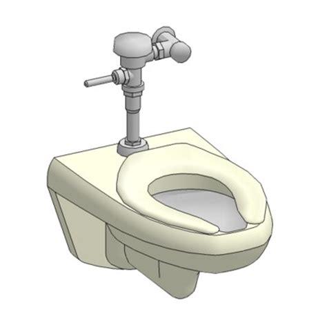 Kohler Water Closet by Toilet Wall Hung 3d Model Formfonts 3d Models Textures