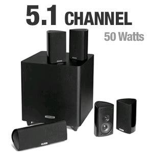 polk audio rm705 5 1 home theatre speaker system 1 2 1