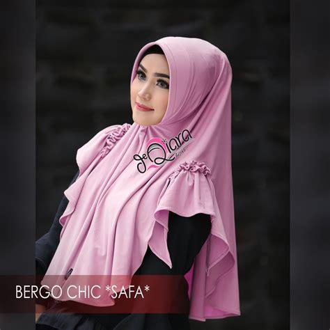 Jilbab Safa Instan model jilbab terbaru 2018 jilbab bergo chic safa bundaku net