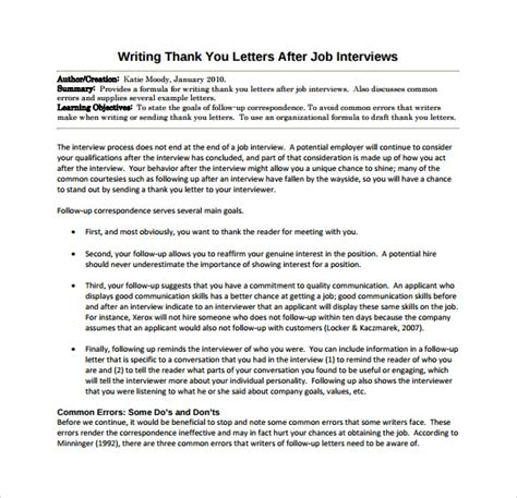 offer thank you letter sle 100 images shadow thank you letter