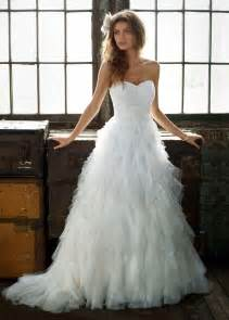 romantic glamour david s bridal pk3357 wedding dress