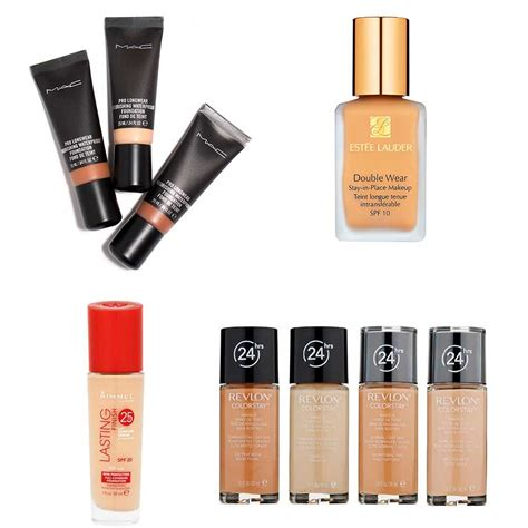 what is the best full coverage foundation for 2015 the best full coverage foundations high coverage