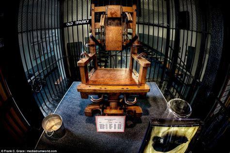 la sedia elettrica us prison west virginia state penitentiary becomes