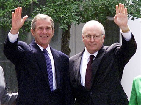 bush and cheney how they america and the world books cheney and bush on anniversary of bin laden s you