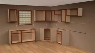 How To Install Cabinets In Kitchen by 2 Cliqstudios Kitchen Cabinet Installation Guide Chapter