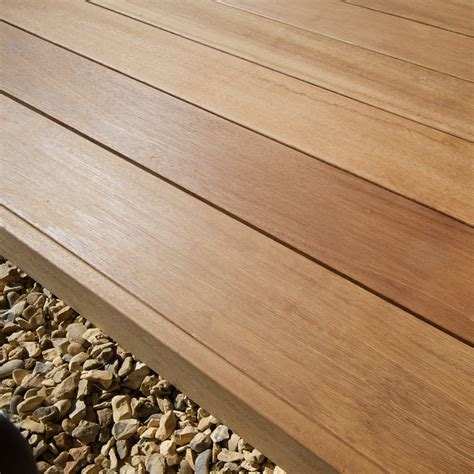 terrasse yellow balau yellow balau decking bangkirai wood